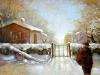 Paesaggio - Pittore A.V.Gigli